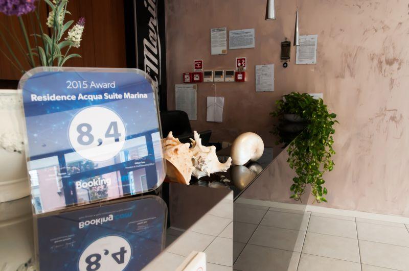 Entrata Affitto Appartamento 107913 Rimini