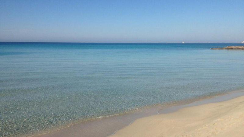 Spiaggia Affitto Appartamento 108516 Gallipoli