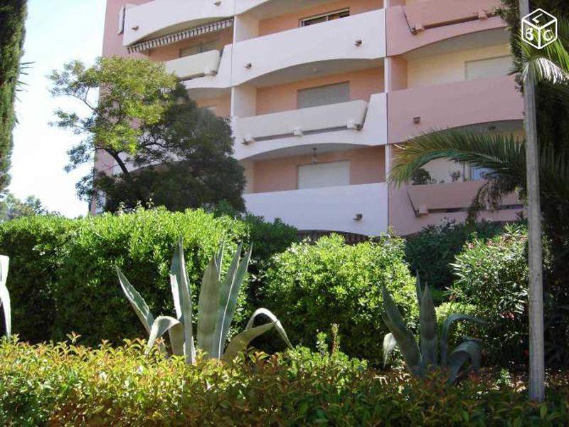 Vista dal balcone Affitto Monolocale 109105 Hyères