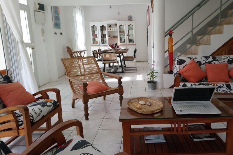 Soggiorno 1 Affitto Villa  112242 Flic-en-Flac