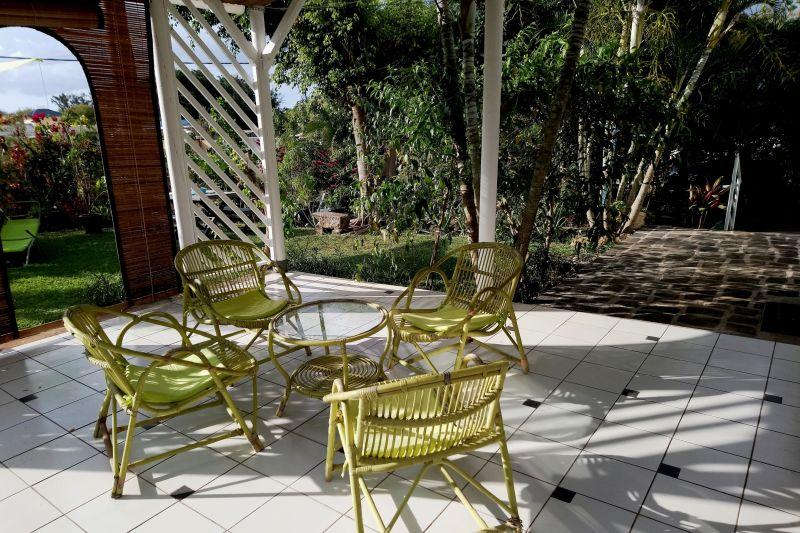 Veranda Affitto Villa  112242 Flic-en-Flac