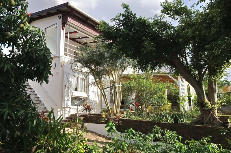 Giardino Affitto Villa  112242 Flic-en-Flac