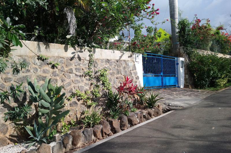Vista esterna della casa vacanze Affitto Villa  112242 Flic-en-Flac