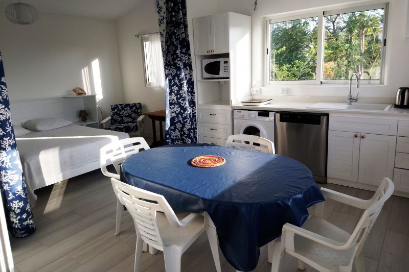 Angolo cottura Affitto Villa  112242 Flic-en-Flac