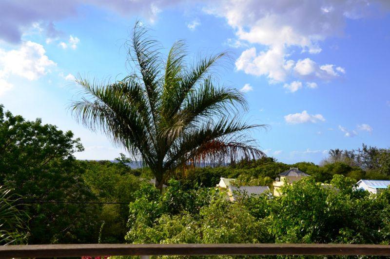 Vista dal terrazzo Affitto Villa  112242 Flic-en-Flac