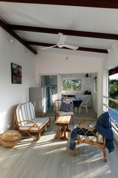 Terrazzo Affitto Villa  112242 Flic-en-Flac