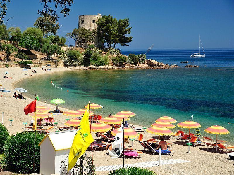 Spiaggia Affitto Villa  113799 Santa Maria Navarrese