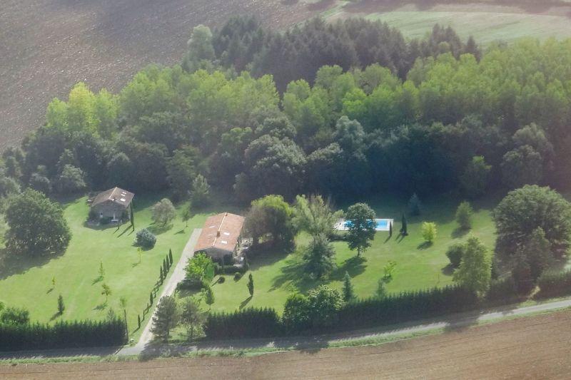 Vista esterna della casa vacanze Affitto Casa 114299 Tolosa