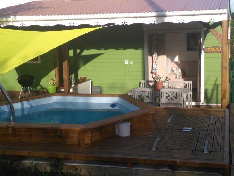 Vista esterna della casa vacanze Affitto Bungalow 114766 Sainte Luce