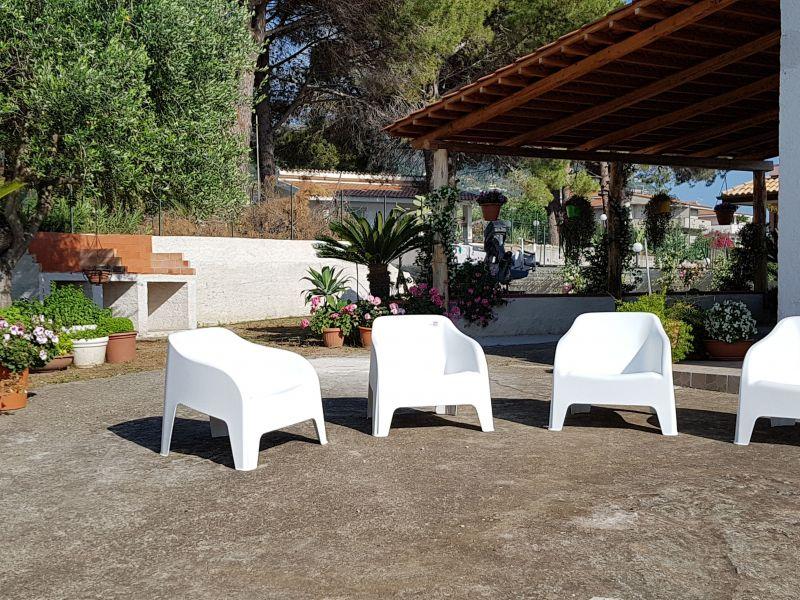 Barbecue Affitto Appartamento 114769 Capo Vaticano