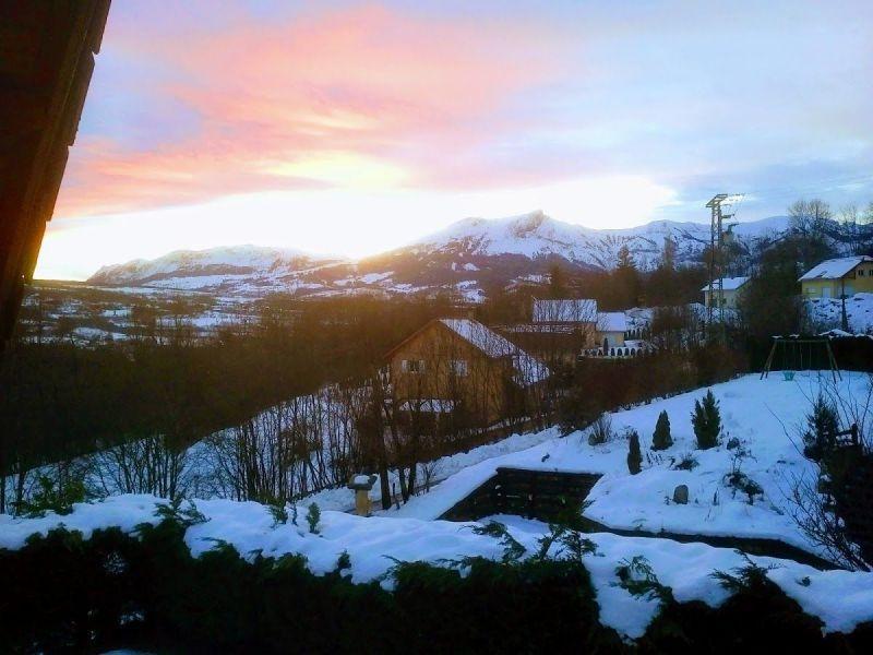 Vista dalla casa vacanze Affitto Villa  115667 Gap