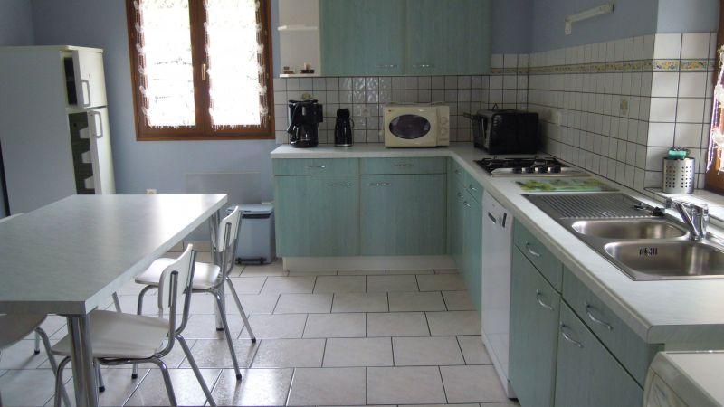 Cucina separata Affitto Appartamento 117231 Cornimont