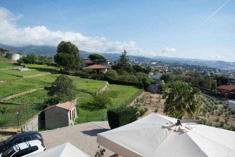 Vista dalla casa vacanze Affitto Villa  117828 Sanremo