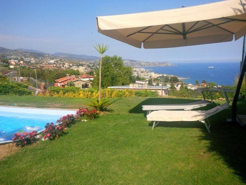 Giardino Affitto Villa  117828 Sanremo