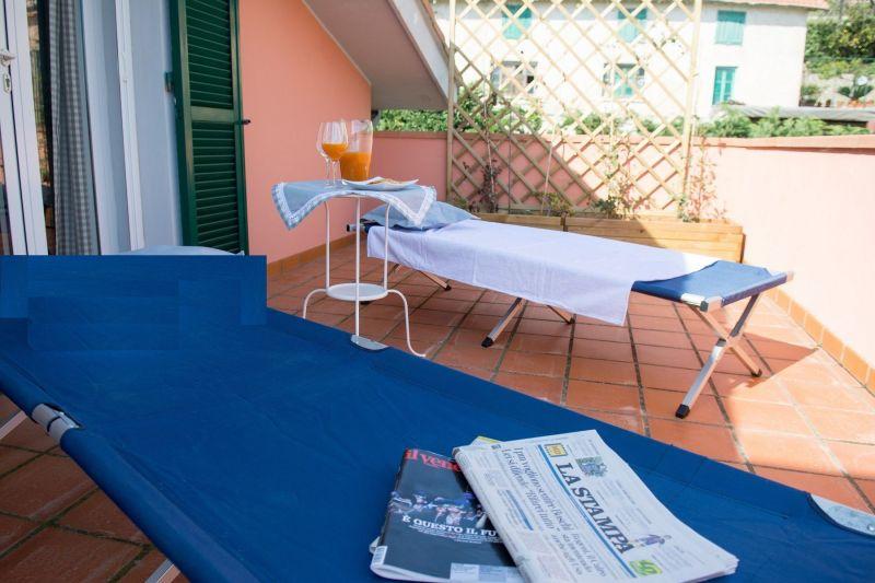 Vista dal terrazzo Affitto Villa  117828 Sanremo