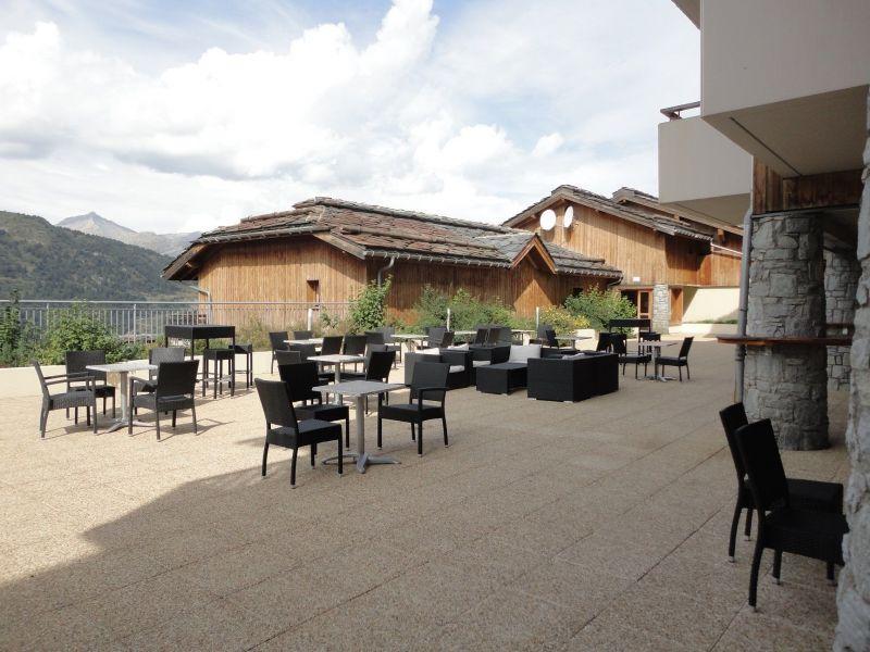Vista esterna della casa vacanze Affitto Appartamento 118538 Valmeinier