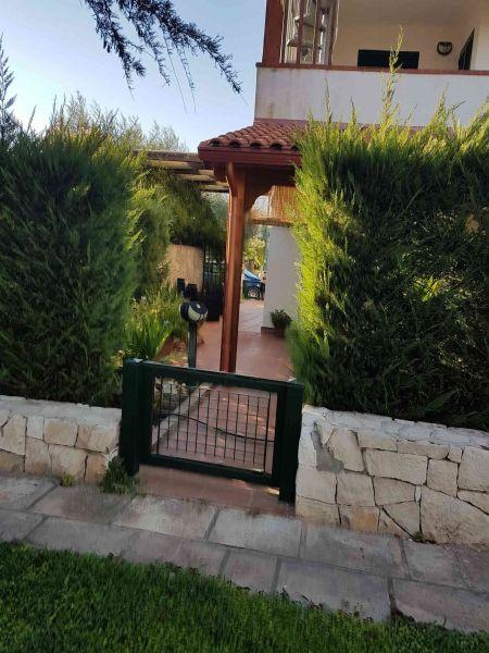 Entrata Affitto Villa  119267 Porto Cesareo