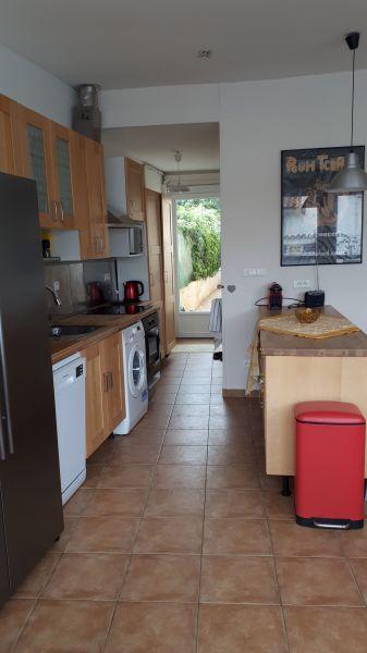 Cucina all'americana Affitto Appartamento 119366 Bandol