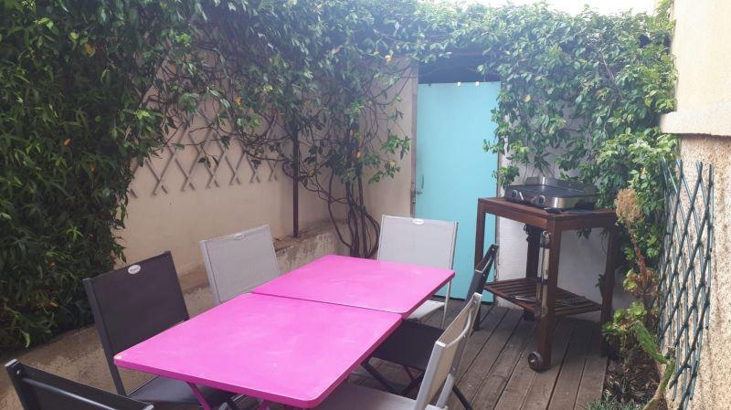 Cortile Affitto Appartamento 119366 Bandol