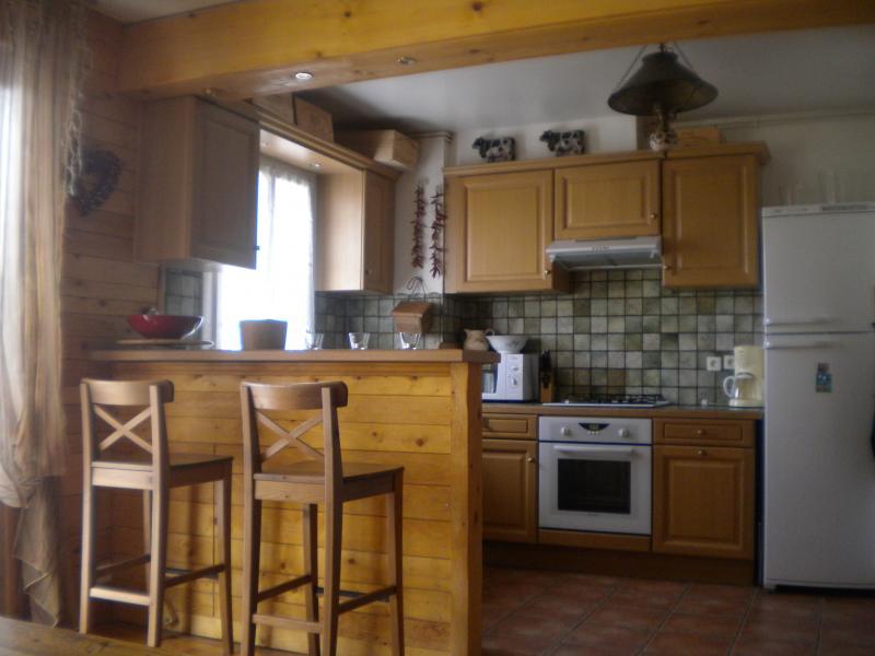 Cucina all'americana Affitto Appartamento 65970 Les Angles