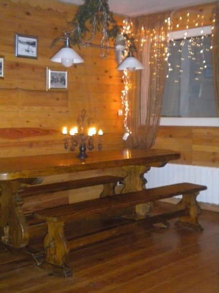 Sala da pranzo Affitto Appartamento 65970 Les Angles