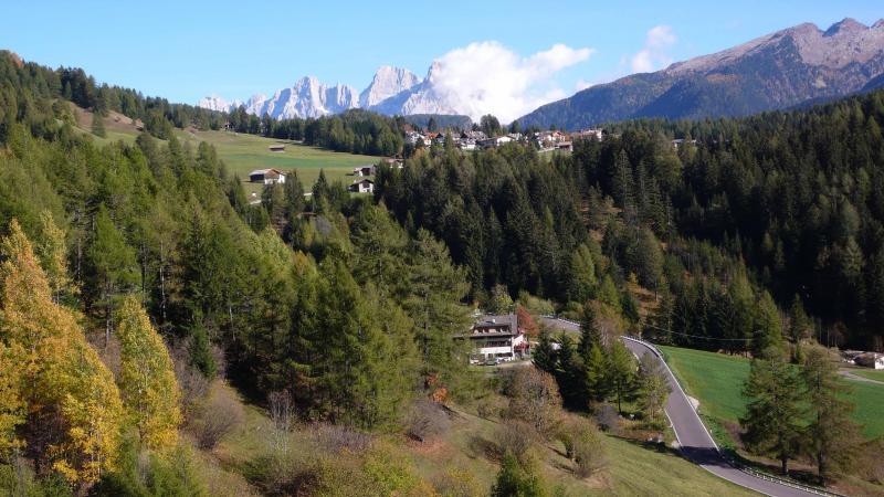 Vista esterna della casa vacanze Affitto Appartamento 66408 Predazzo