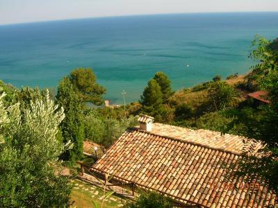 Vista esterna della casa vacanze Affitto Appartamento 69242 Terracina