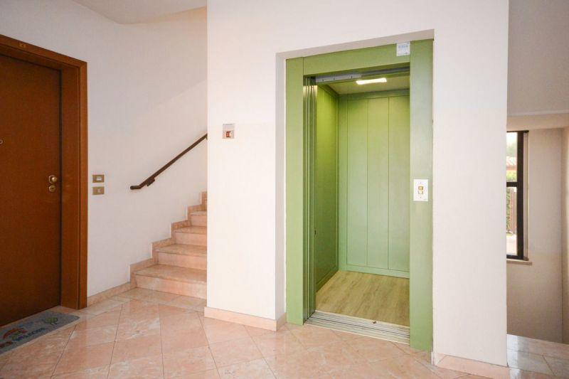 Entrata Affitto Appartamento 69665 Sirmione