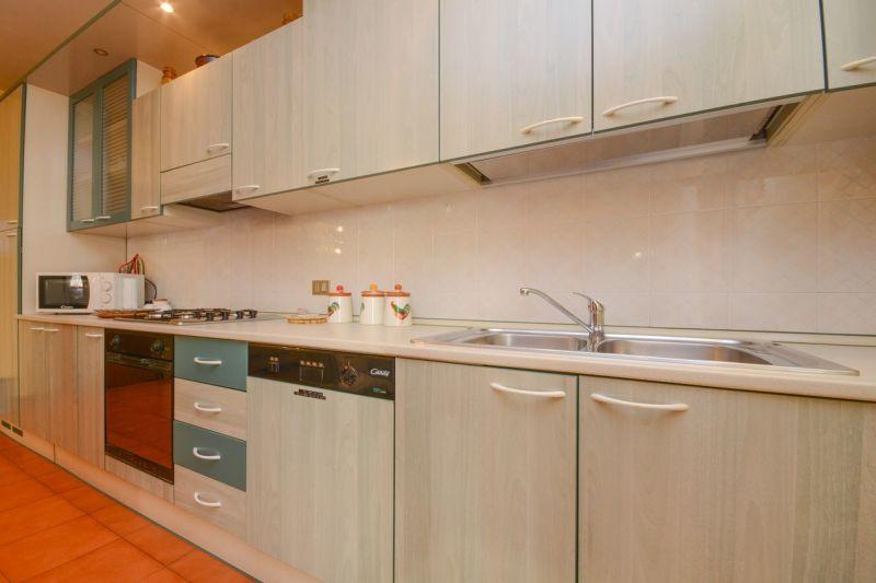 Cucina all'americana Affitto Appartamento 69665 Sirmione