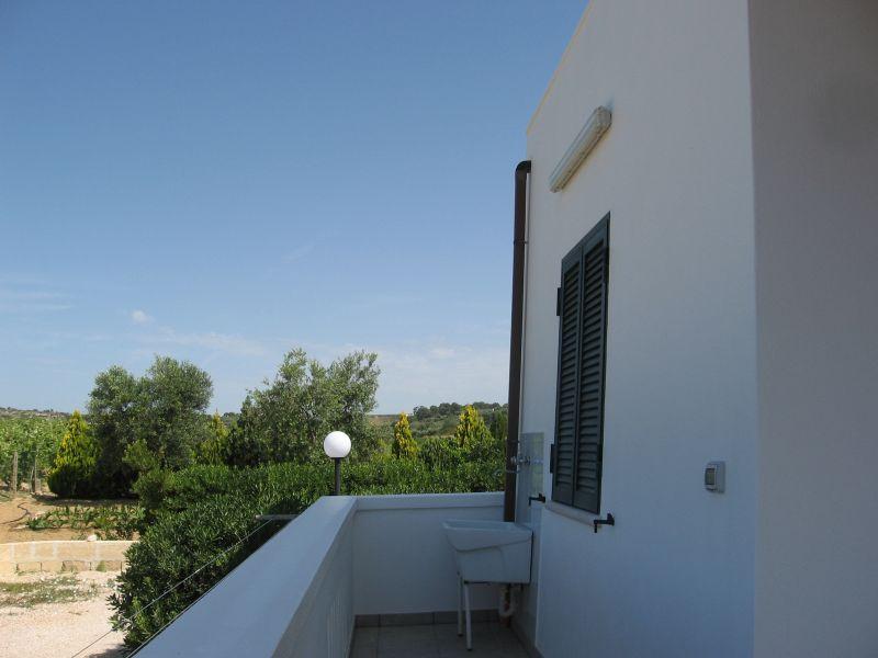 Vista esterna della casa vacanze Affitto Villa  71621 Pescoluse