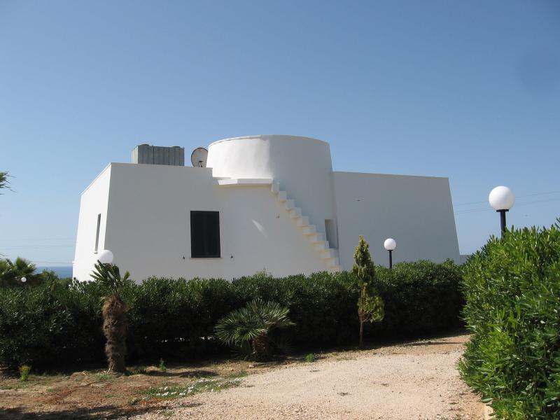 Entrata Affitto Villa  71621 Pescoluse