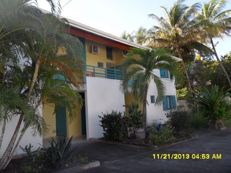 Vista esterna della casa vacanze Affitto Appartamento 73786 Sainte Anne (Guadalupa)