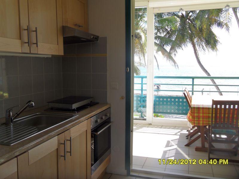 Barbecue Affitto Appartamento 73786 Sainte Anne (Guadalupa)
