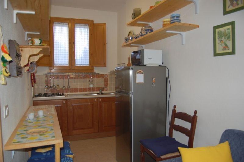 Cucina separata Affitto Appartamento 76146 Castelsardo