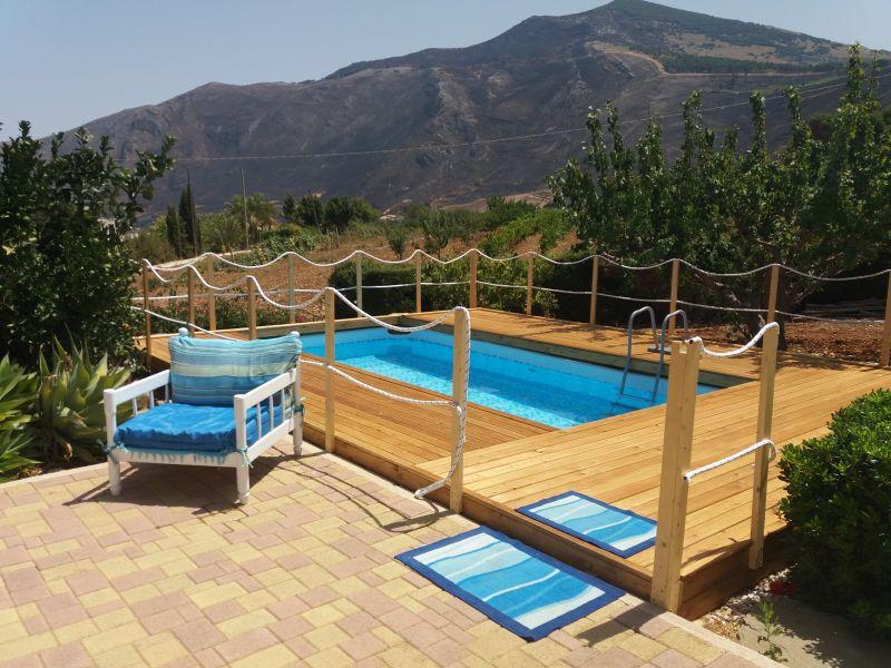 Piscina Affitto Villa  77449 Castellammare del Golfo