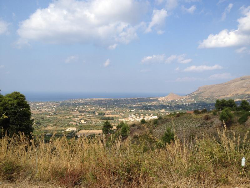 Vista nelle vicinanze Affitto Villa  77449 Castellammare del Golfo