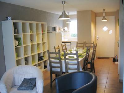 Sala da pranzo Affitto Casa 80399 Le Touquet