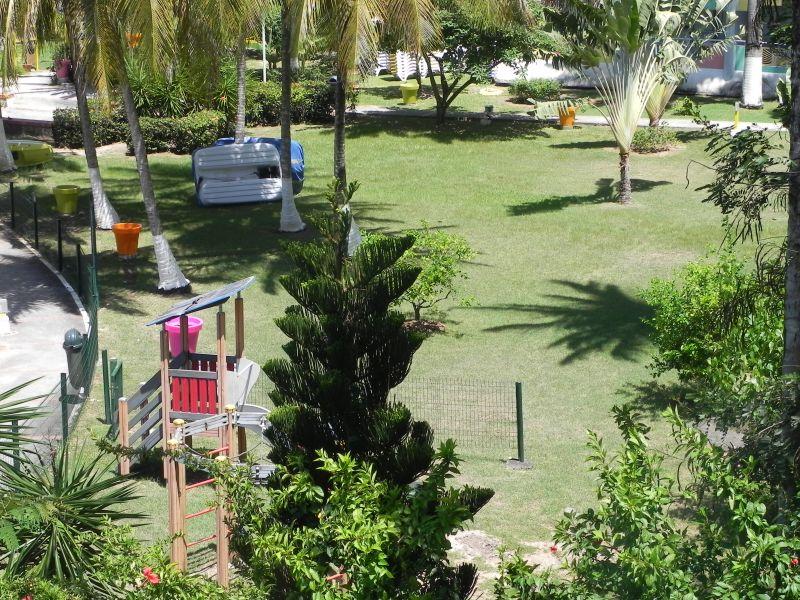Giardino Affitto Appartamento 86727 Gosier (Guadalupa)