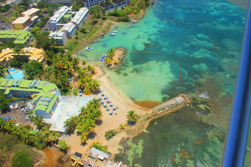 Vista esterna della casa vacanze Affitto Appartamento 86727 Gosier (Guadalupa)