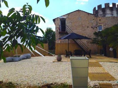 Vista esterna della casa vacanze Affitto B&B 98436