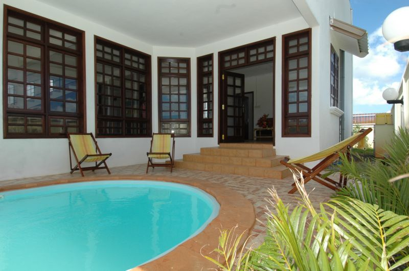 Piscina Affitto Villa  98847 Trou-aux-biches