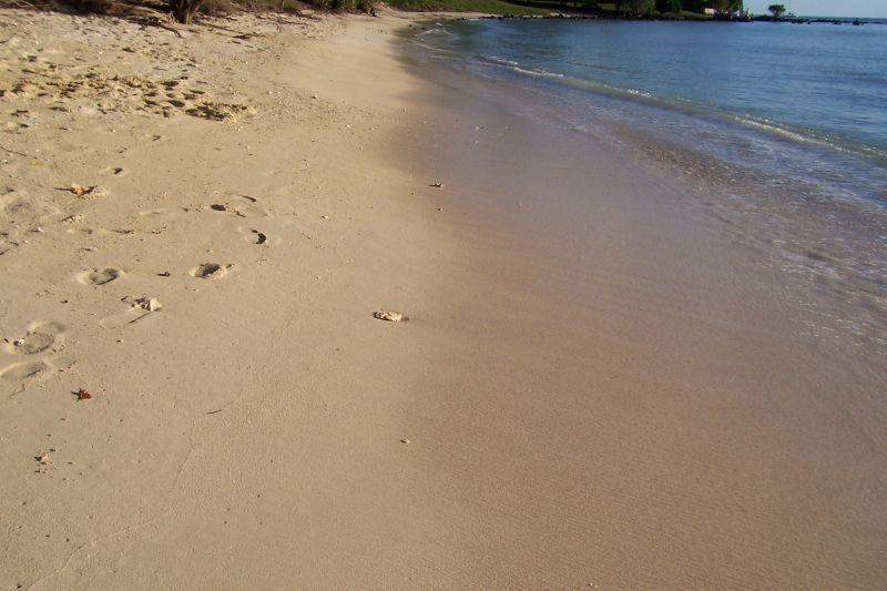 Spiaggia Affitto Villa  98847 Trou-aux-biches