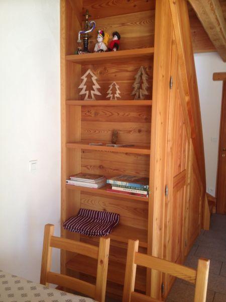 Soggiorno Affitto Appartamento 100869 Monginevro