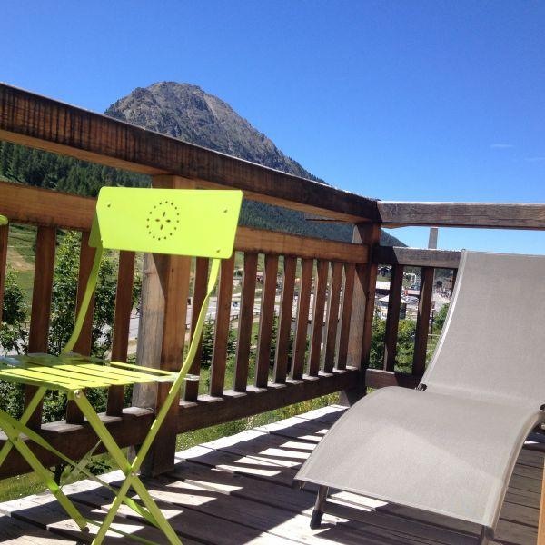 Balcone Affitto Appartamento 100869 Monginevro