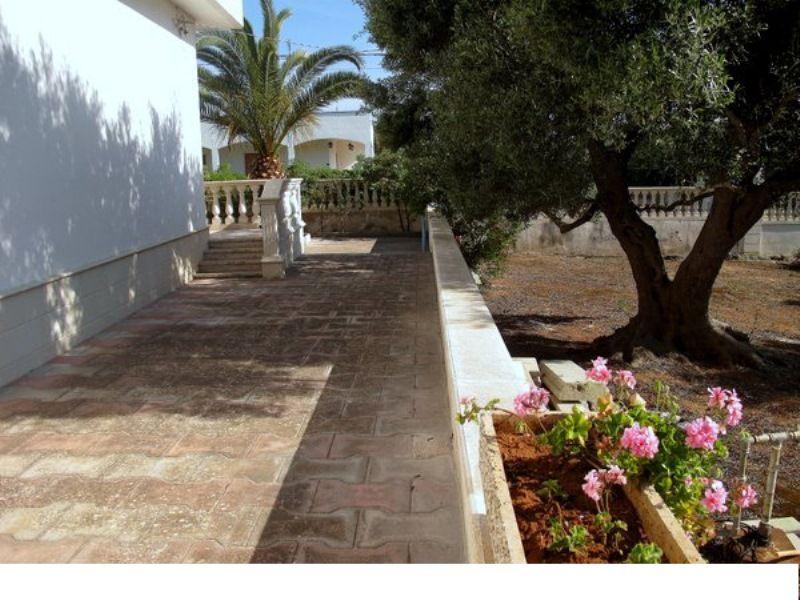 Giardino Affitto Villa  101111 Gallipoli