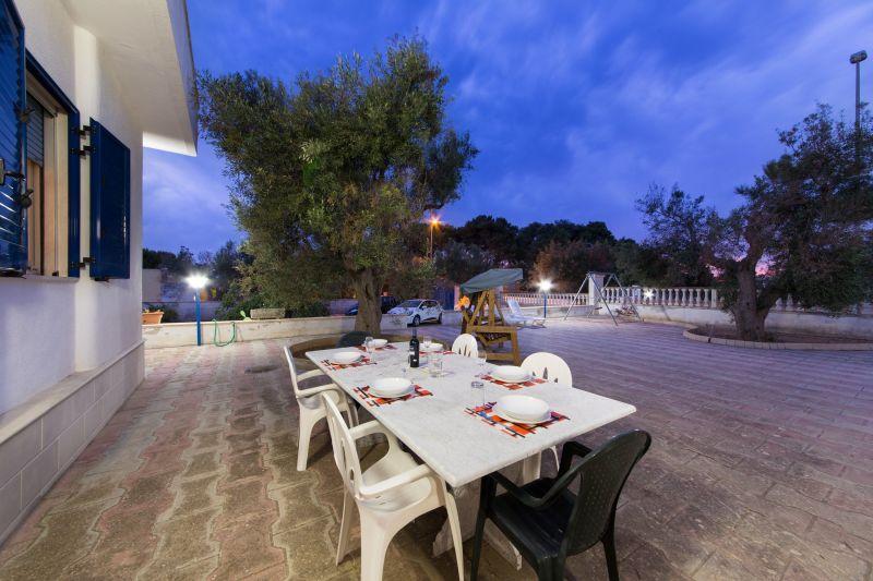 Vista esterna della casa vacanze Affitto Villa  101111 Gallipoli