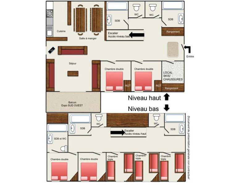 Affitto Appartamento 101201 Les 2 Alpes