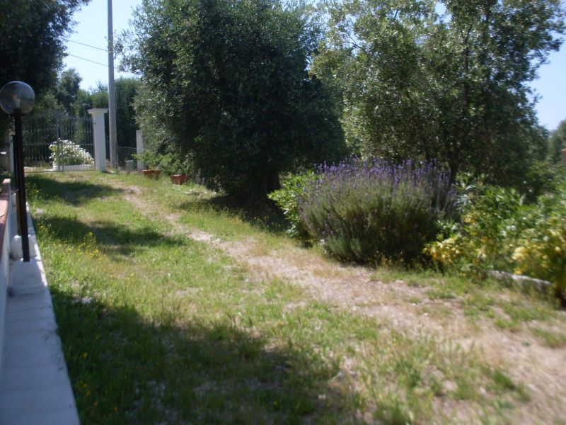 Vista esterna della casa vacanze Affitto Appartamento 101780 San Menaio