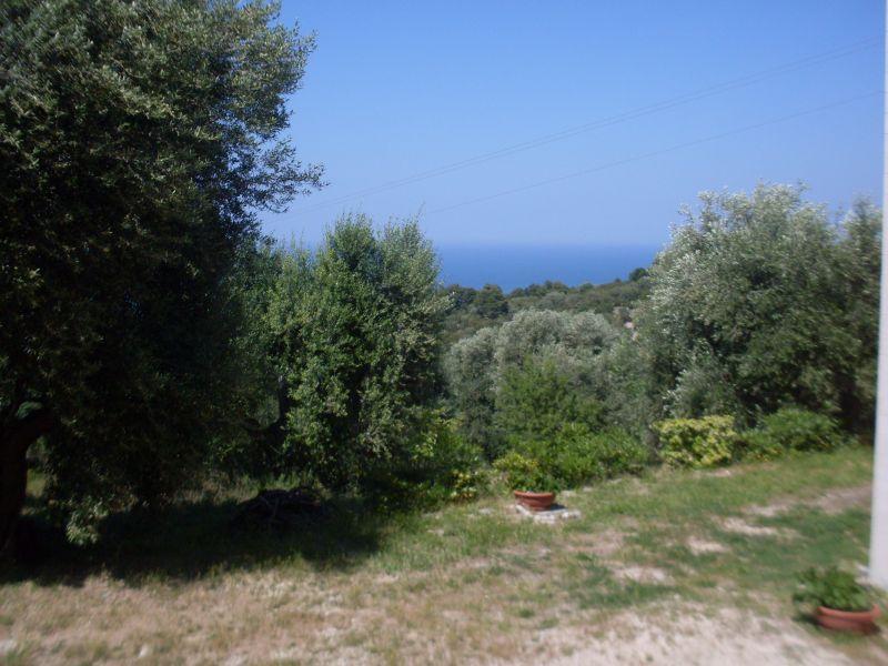 Vista dalla casa vacanze Affitto Appartamento 101780 San Menaio