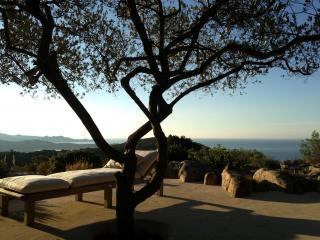 Vista dalla casa vacanze Affitto Villa  101984 Sart�ne